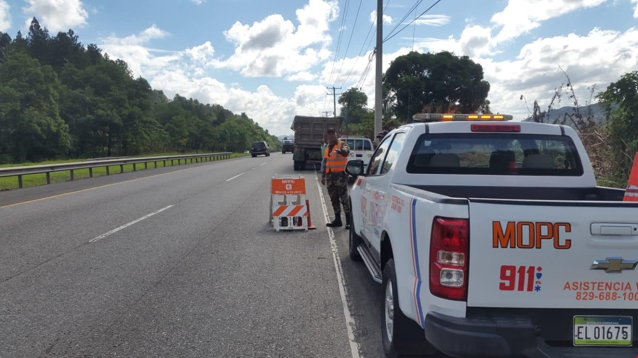 Obras Públicas asiste más de 6 mil conductores en operativo Día de la Virgen Altagracia