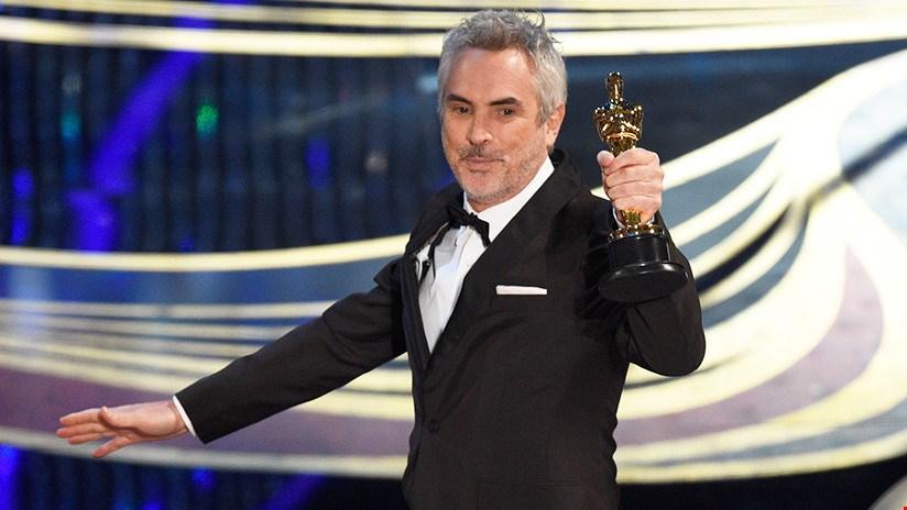 'Roma' gana el Óscar a la mejor cinta en lengua extranjera