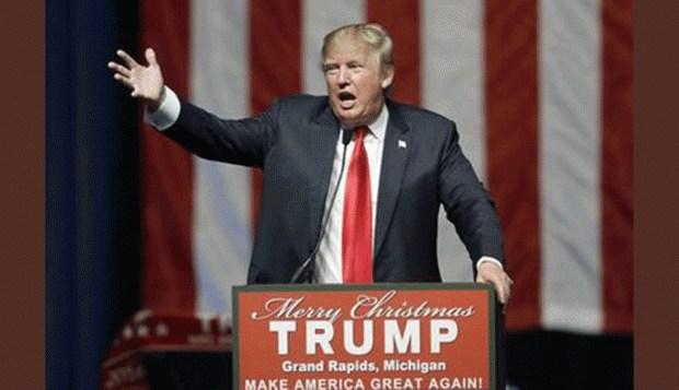 Donald Trump depende de cobertura gratuita