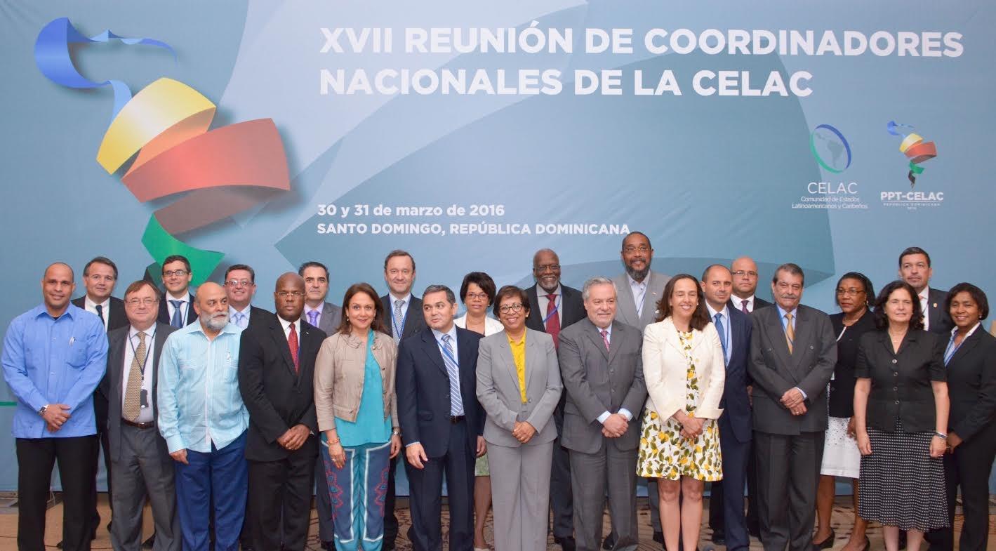 33 países participan en la reunión de la CELAC que se celebra en el país