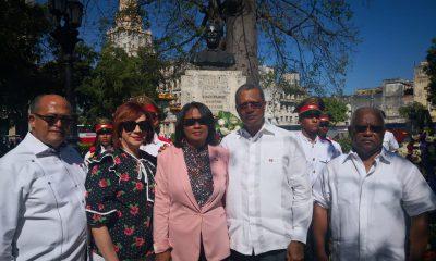 José Silie Ruiz Íngrid de Silie, Mayra de Gerónimo, Joaquín Gerónimo y Yamira García,Fernando Guzmán, Aimée de Guzmán y Enrique Soldevilla