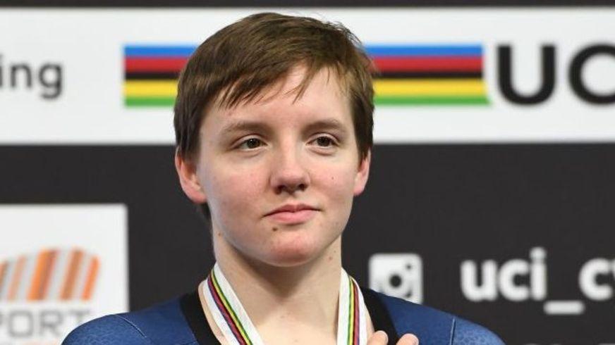 Muere Kelly Catlin, triple campeona del mundo de ciclismo, a los 23 años