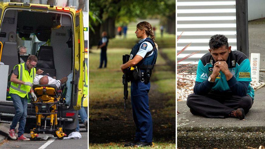 Tiroteos en Nueva Zelanda: así fueron paso a paso los ataques contra dos mezquitas de Christchurch que dejaron al menos 50 muertos