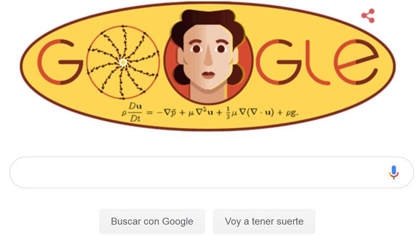 Olga Ladýzhenskaya, la matemática rusa homenajeada por Google