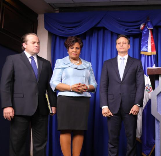 PRM explica su retiro de rueda de prensa del procurador Jean Rodríguez