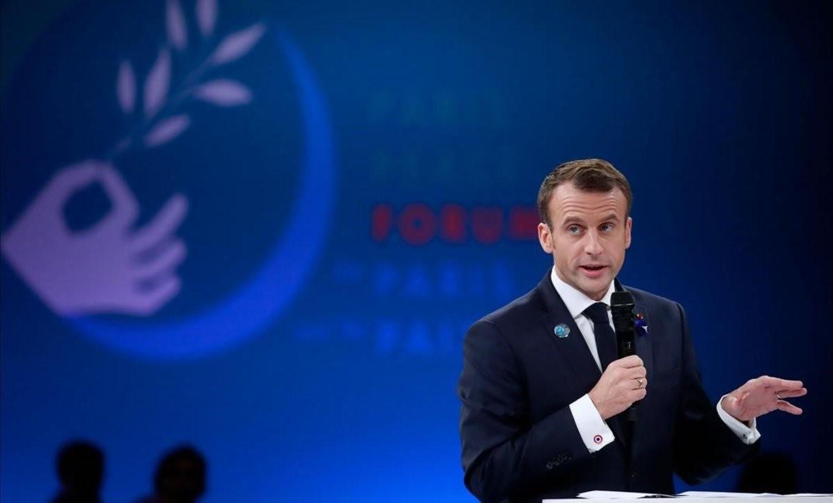 """Presidente de Francia apoya iniciativa """"Presencia Por La Paz"""""""