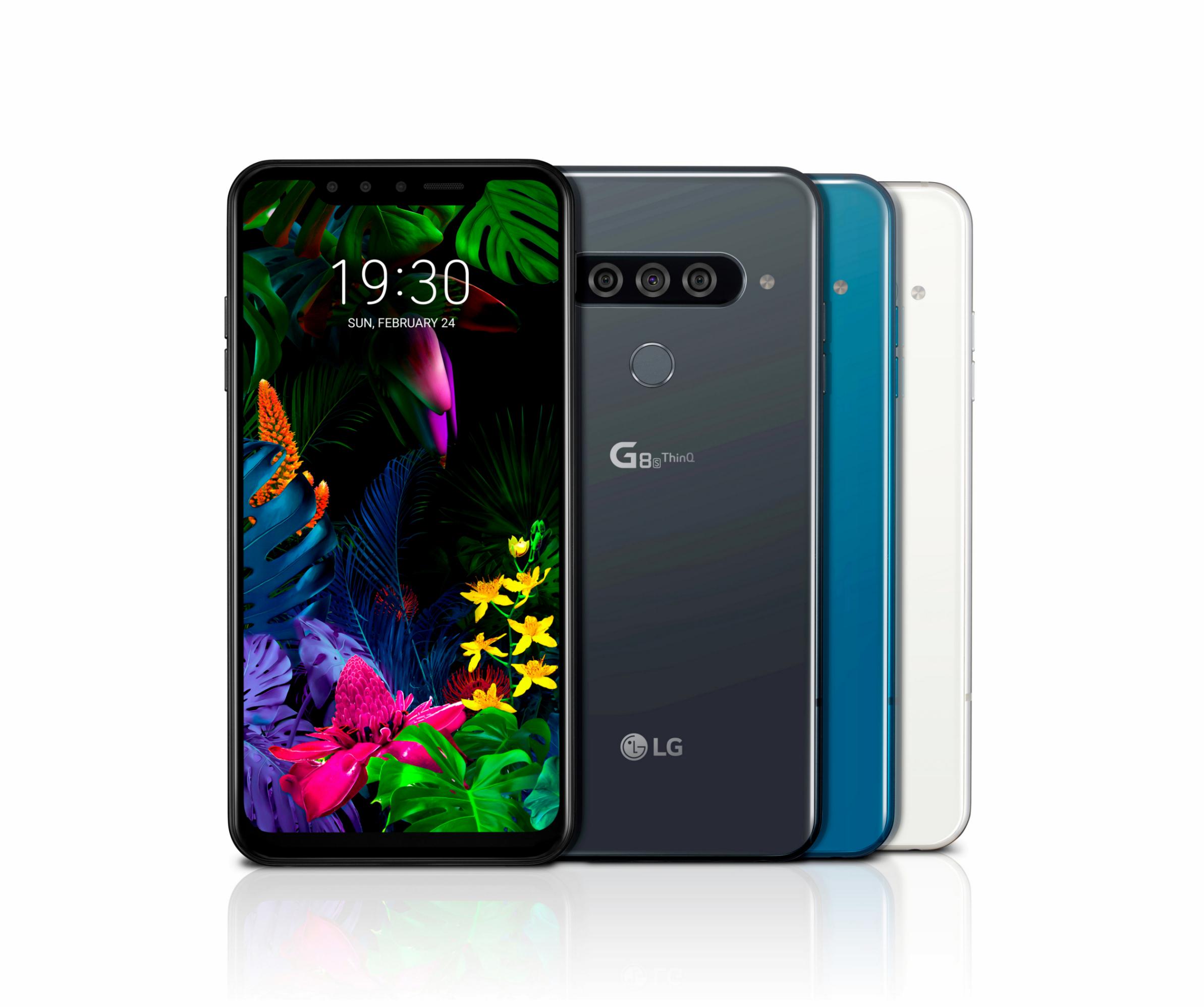 LG presenta el Thinq LG G8 en evento MWC
