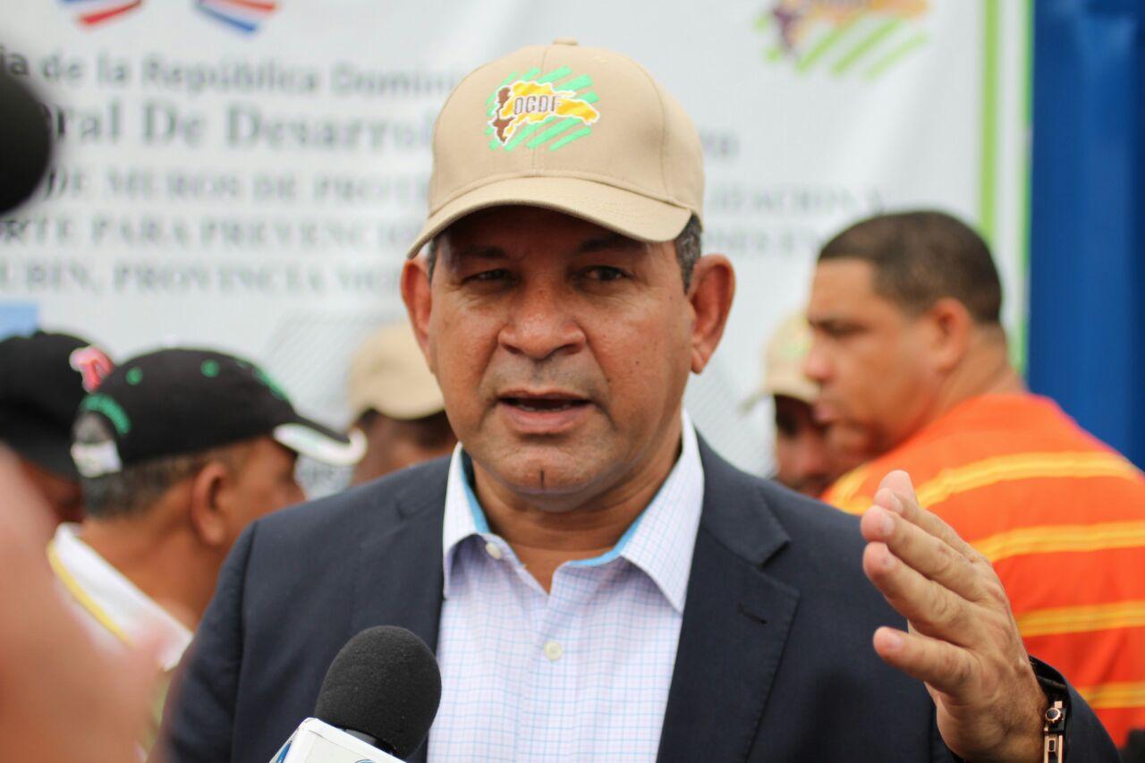"""Director de Desarrollo Fronterizo: """"militares actuaron en defensa de la soberanía tras disturbios en Elías Piña"""""""