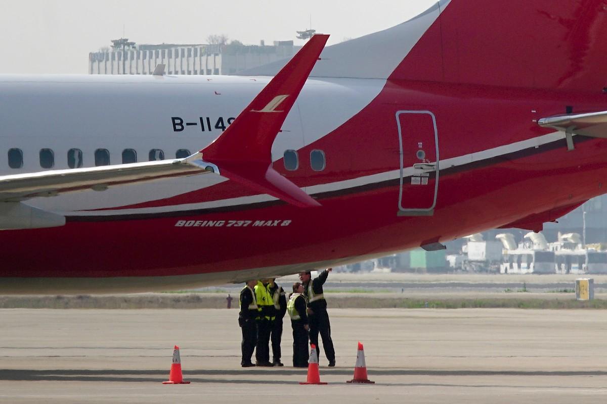 Tras accidente en Etiopía, Boeing actualizará el software operativo del avión 737 MAX 8