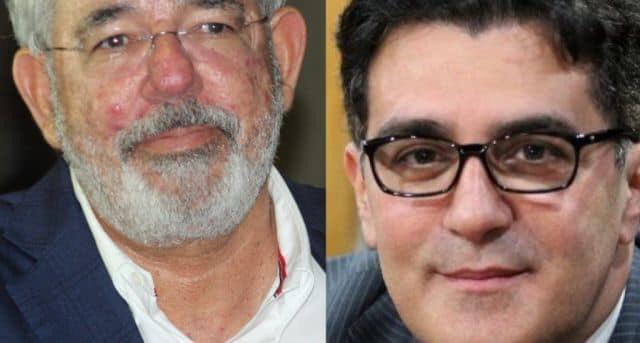 Víctor Díaz Rúa y Julio Cury se entran a golpes durante una boda