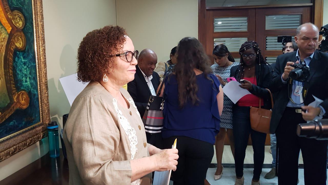 """(Video): """"El rencor es un huésped ingrato que se come al que lo alberga"""": Miriam Germán al procurador"""