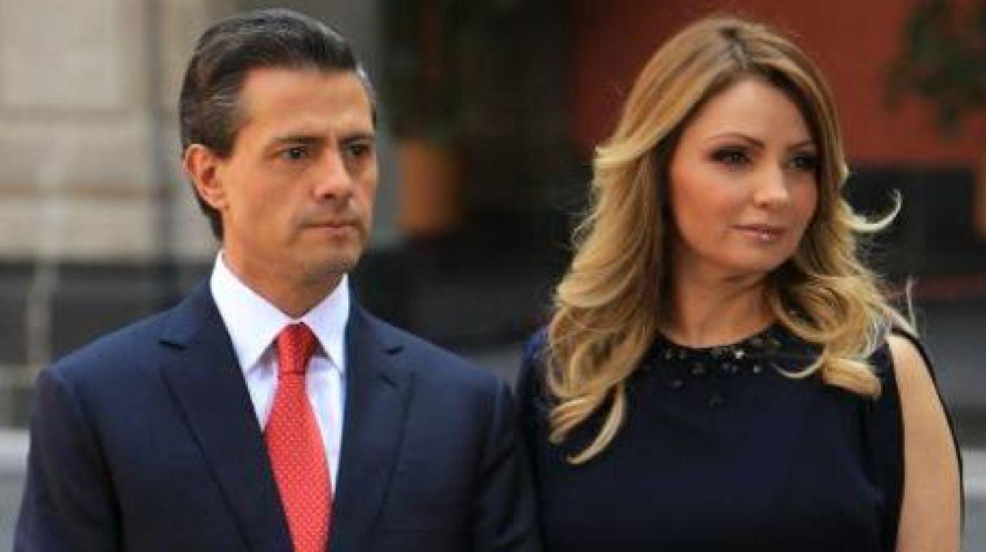 Exigencias de Angélica Rivera para firmar el divorcio con Enrique Peña Nieto