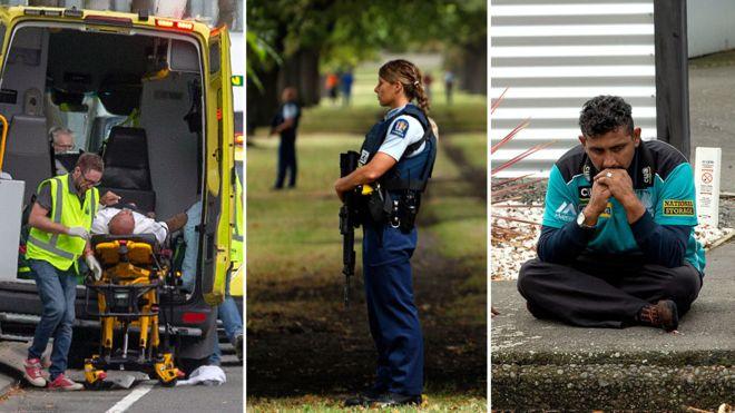 Tiroteos en Nueva Zelanda: así fueron los ataques contra dos mezquitas de Christchurch que dejaron al menos 49 muertos