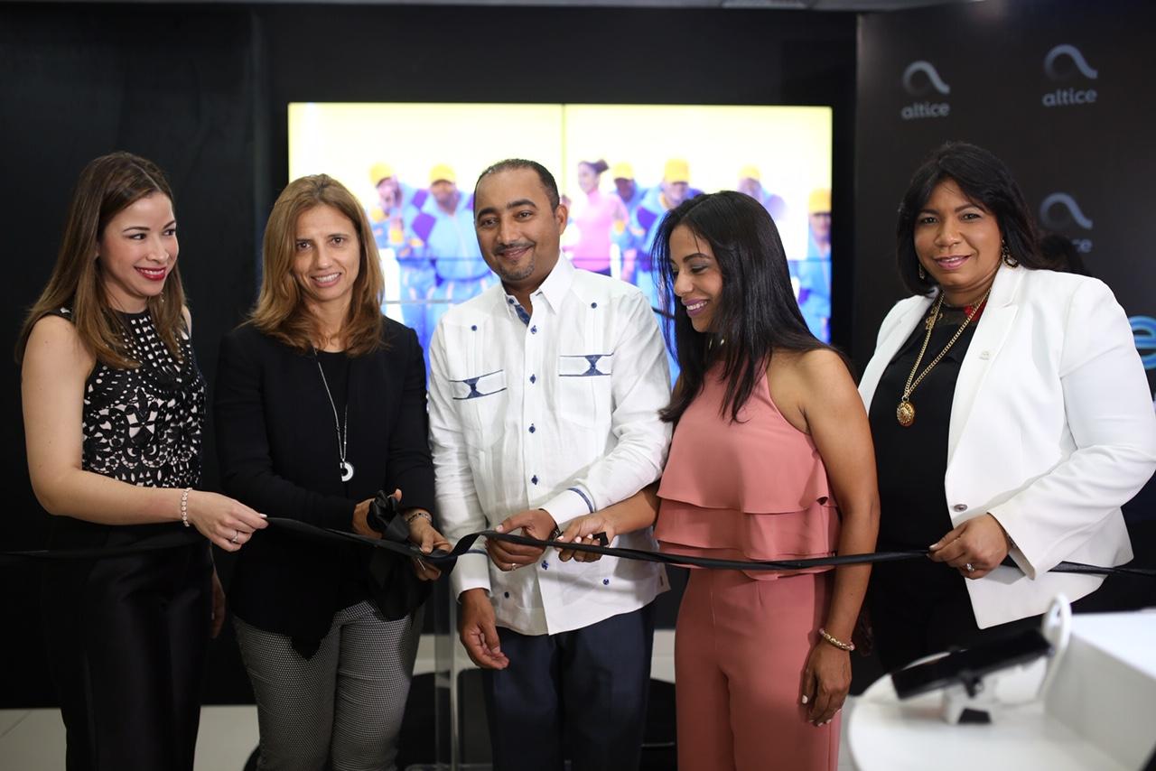 Altice Dominicana abre nueva oficina en el Blue Mall Punta Cana