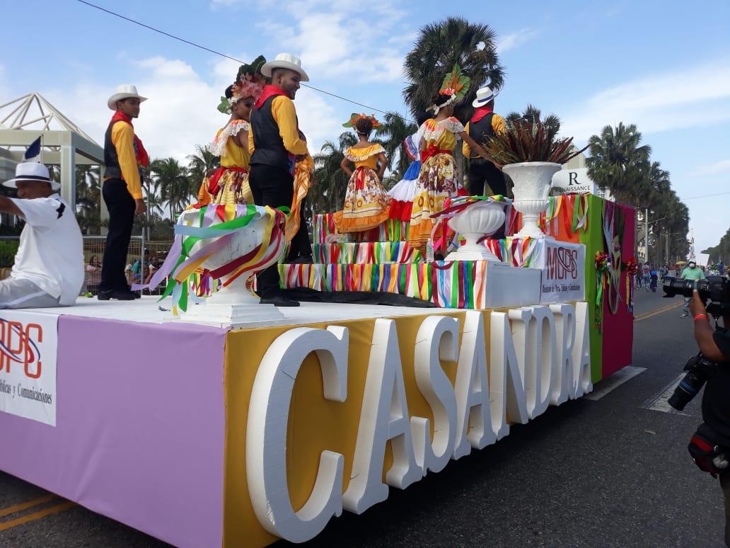 Ministerio de Cultura celebra con éxito el Carnaval Nacional 2019 (VIDEOS)