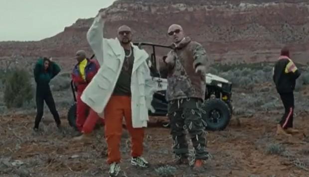 """(Video) J Balvin y Sean Paul estrenan videoclip de """"Contra la pared"""", su nuevo tema a dúo"""