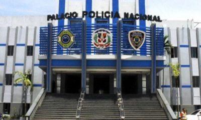 Palacio Policía Nacional
