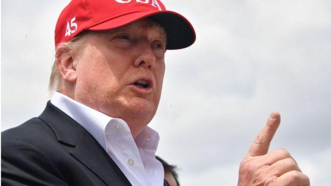 Trump corta todo apoyo económico a Honduras, Guatemala y El Salvador