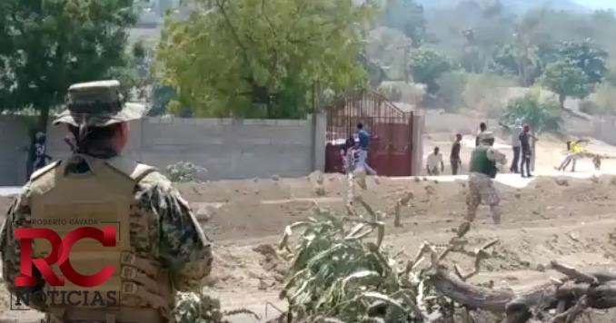 MIDE forma comisión para investigar incidente en el que dos haitianos resultaron heridos