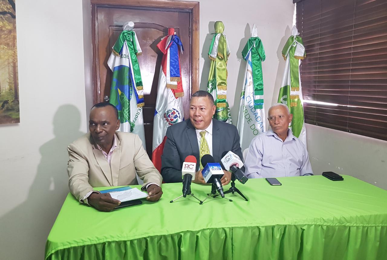 Partido Verde anuncia Karim Abu Naba´a no será su candidato a la presidencia