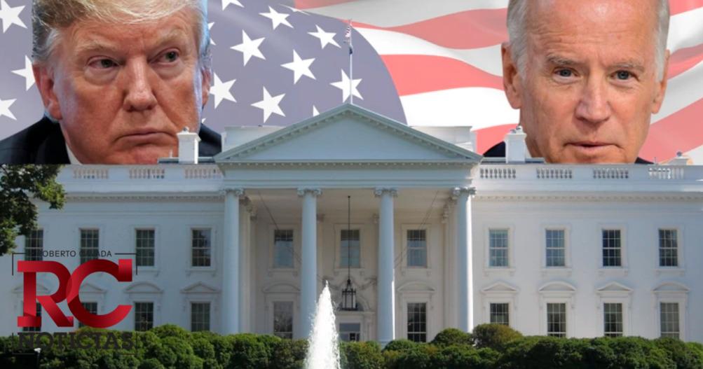 Elecciones EE.UU.   Trump gana en cinco estados y Biden en seis más el distrito de Columbia