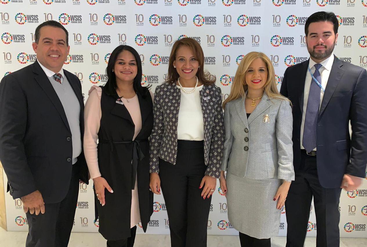 República Dominicana participa en Cumbre Mundial sobre Sociedad de la Información