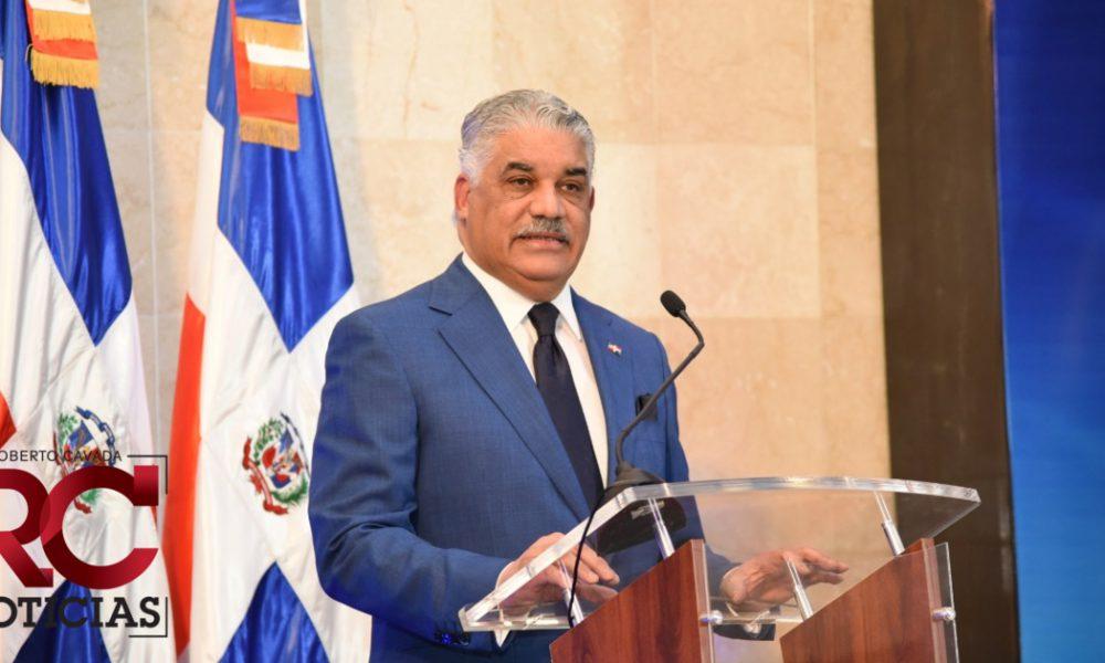 Canciller Miguel Vargas: llamada de Pompeo demuestra sólidas relaciones RD-EE.UU.