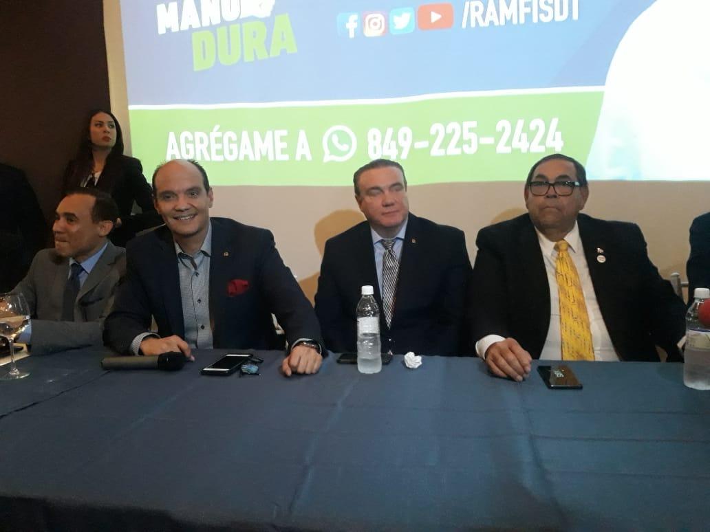 Más del 95 % de los dirigentes del PDI pasan a apoyar candidatura independiente de Ramfis Domínguez Trujillo