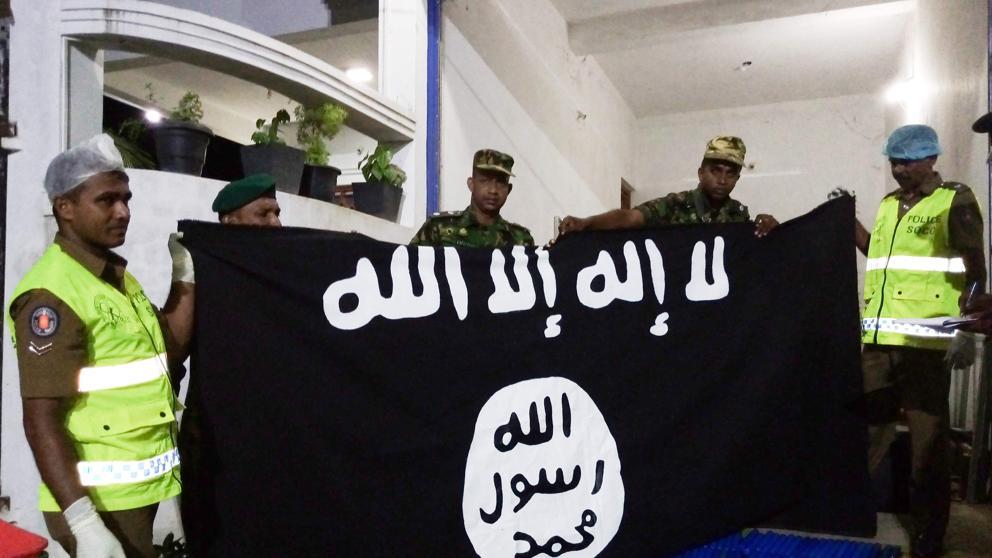 Al menos 16 muertos en una operación policial contra presuntos yihadistas en Sri Lanka