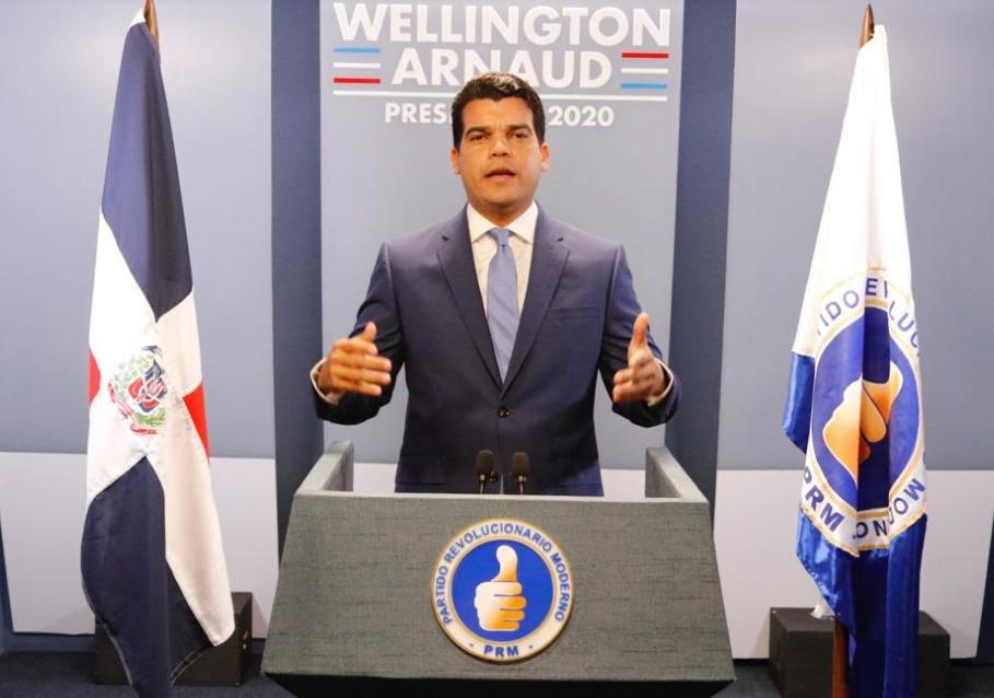 """Wellington Arnaud deplora jueces de la SCJ """"respondan a Danilo Medina y a lineamientos del PLD"""""""