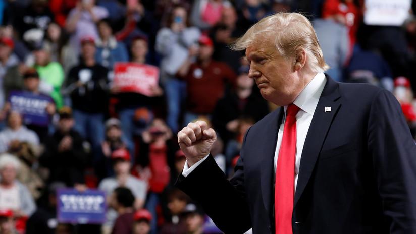 Trump contradice a sus asesores sobre supuesta interferencia rusa durante  intentona golpista en Venezuela