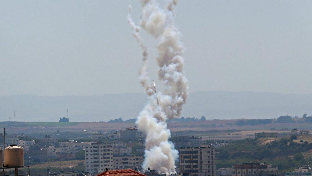Israel bombardea Gaza tras lanzamiento de 200 cohetes desde  enclave palestino