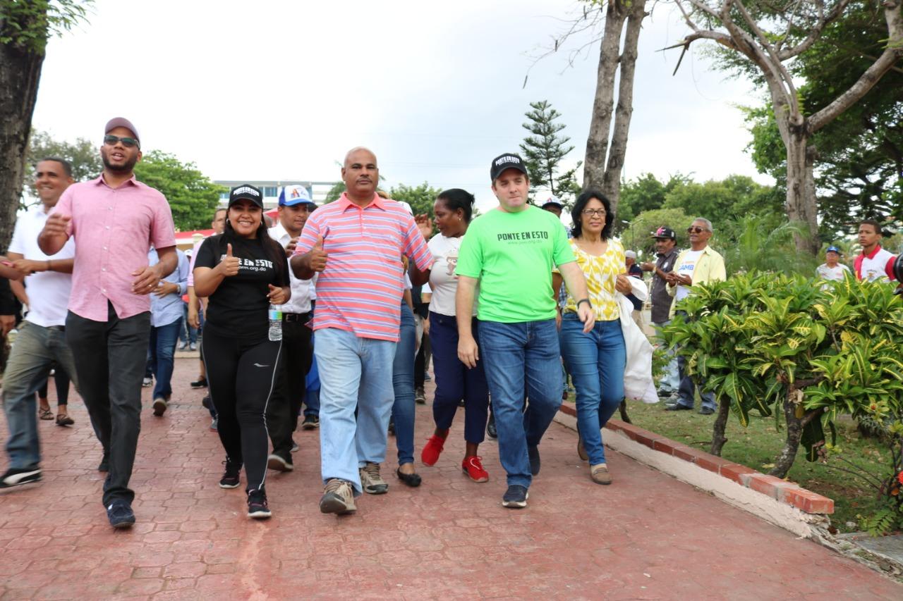 PRM está más unido que nunca, asegura José Paliza