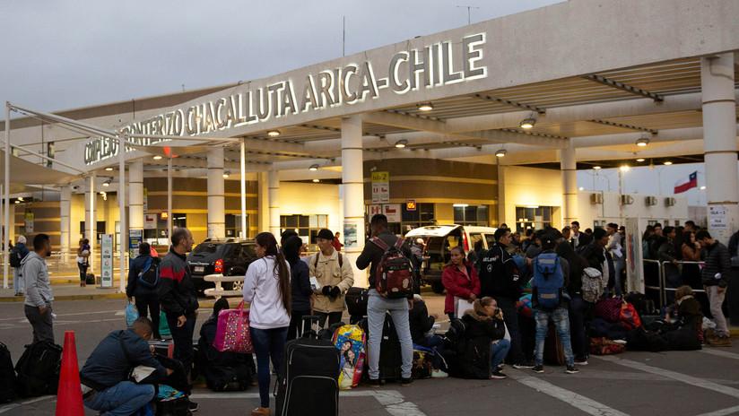 Chile comienza a requerir visa turística a venezolanos