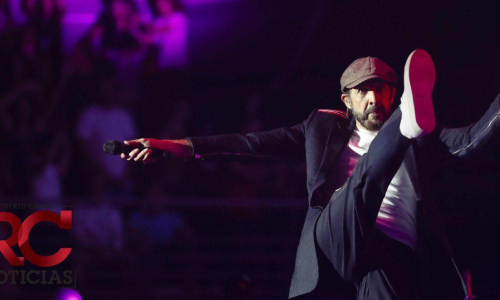 Juan Luis Guerra estrena el detrás de cámaras de su show virtual PRIVÉ