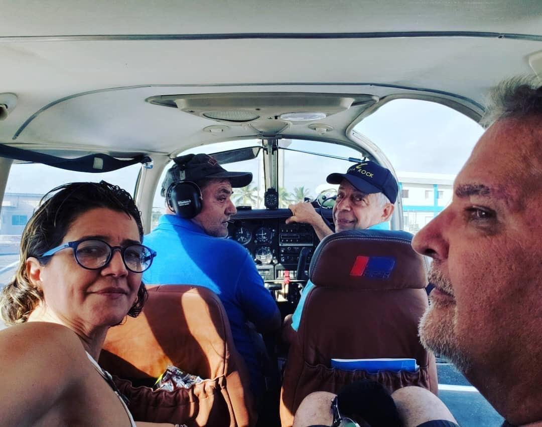 Encuentran avioneta en loma de La Ciénaga con tripulantes muertos
