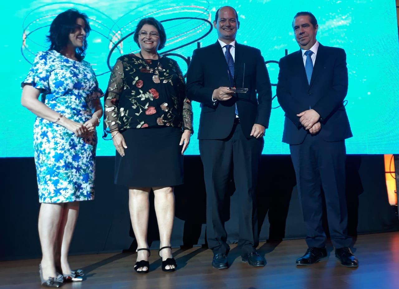 Galardón Luis Augusto Caminero reconoce protagonistas del turismo dominicano