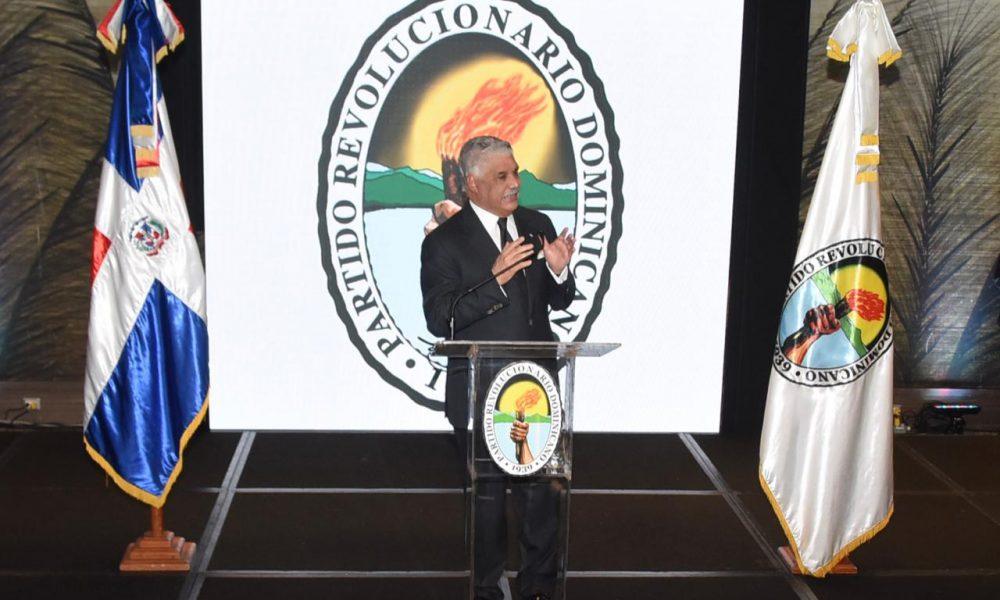 Miguel Vargas condiciona mantener alianza solo si Danilo Medina es el candidato