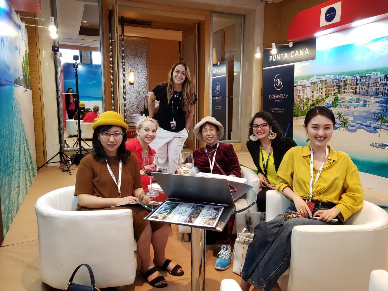 Todo el lujo e innovación de Punta Cana viaja a Beijing de la mano de líderes dominicanos en el sector inmobiliario