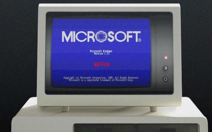 Microsoft lanzó la versión Windows 1.11 inspirada en Stranger Things