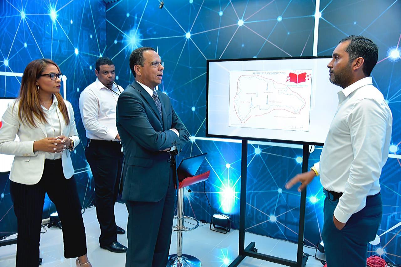 MINERD impulsará puesta en marcha de Radio y Televisión Educativa