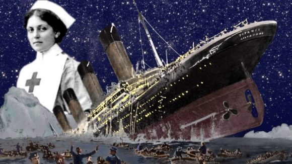 La enfermera que sobrevivió a la tuberculosis, el Titanic, el Britannic y un choque entre dos buques