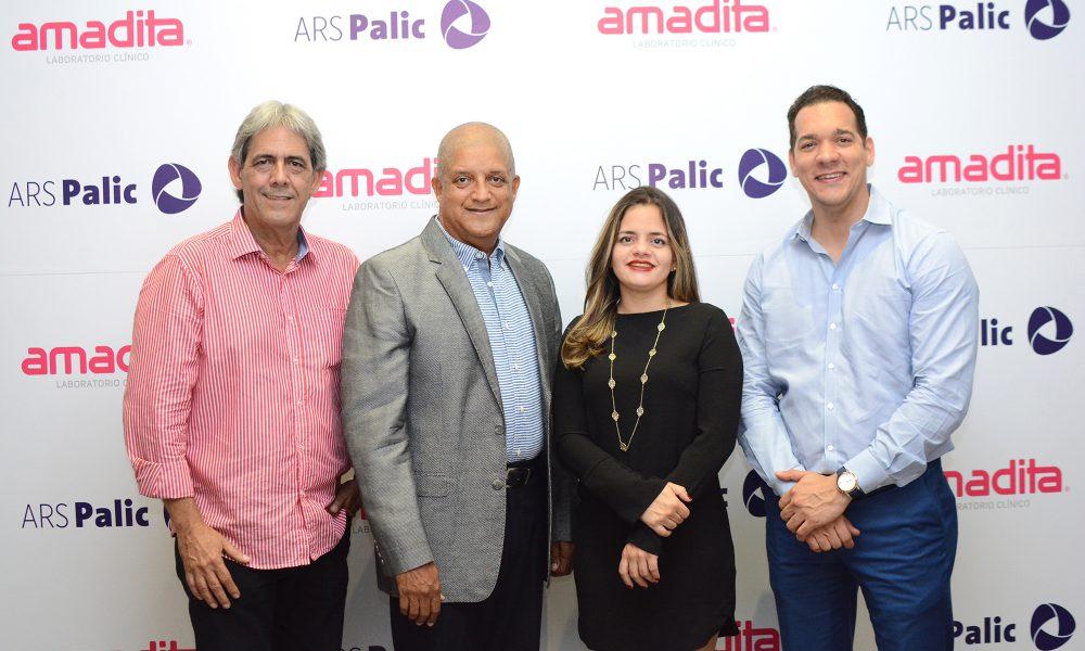 ARS Palic, Amadita Laboratorio Clínico y la Fundación Operación Sonrisa, devuelven 48 sonrisas en la región del Cibao Central
