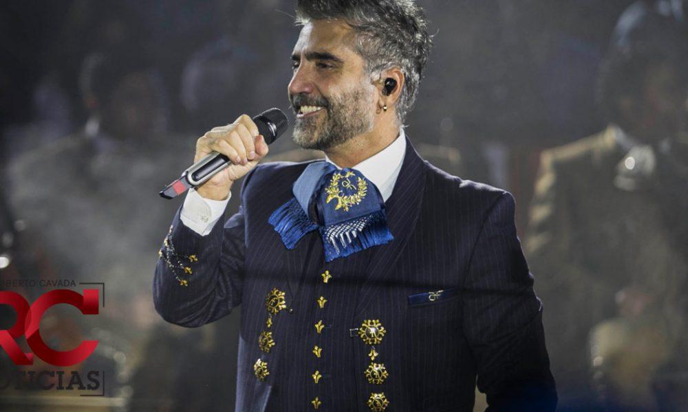 Alejandro Fernández, incluye a RD en su concierto Streaming