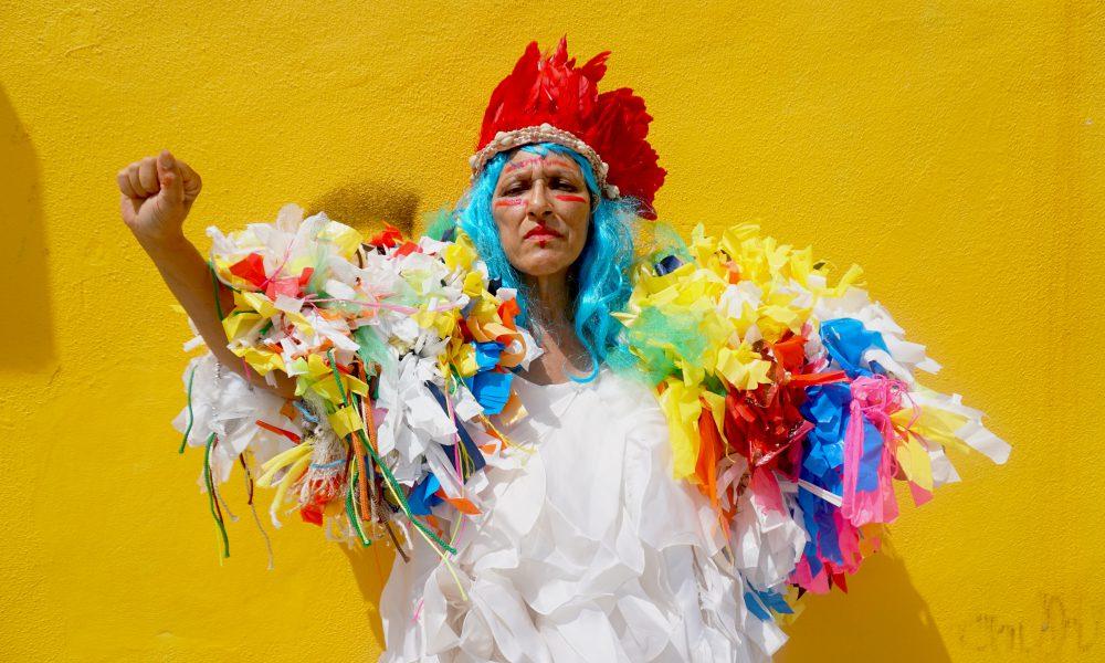La Zona Colonial recibe la decimotercera edición del festival de arte INDEX19