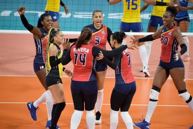 RD se lleva el oro en final de Voleibol femenino en los Panamericanos