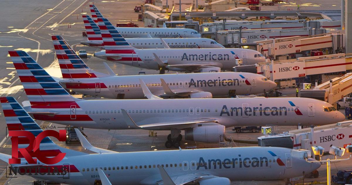 American Airlines reanuda operaciones en la República Dominicana