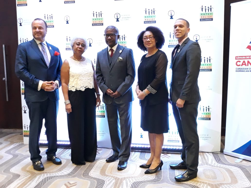 BRA Dominicana celebra el éxito de 22 años de labor social