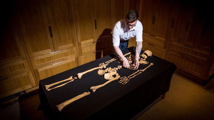 Descubren esqueletos en la Torre de Londres por primera vez en medio siglo