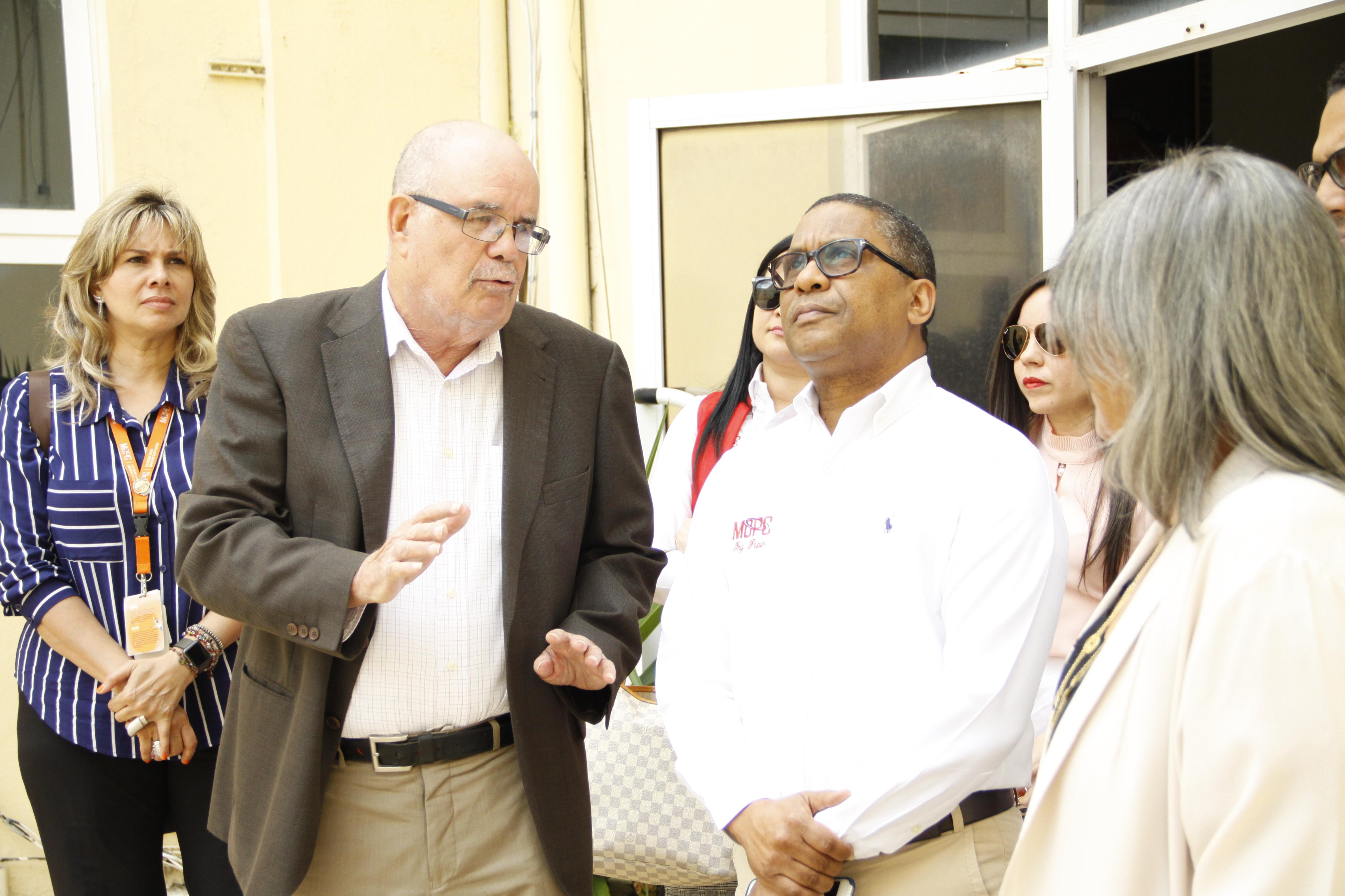 Ministerio de Obras Públicas ampliará instalaciones del AGN